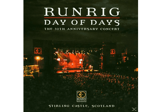 Runrig - DAY OF DAYS THE 30TH ANNIVERSARY CONCERT STIRLING [CD]