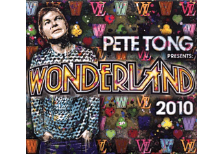 VARIOUS - Pete Tong Presents Wonderland 2010 - (CD)