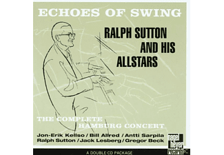 Ralph Sutton - Echoes Of Swing - (CD)