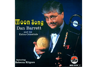 Dan & His Extra-celestials Barret - Moon Song - (CD)