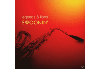 VARIOUS - Legends & Lions: Swoonin' - (CD)