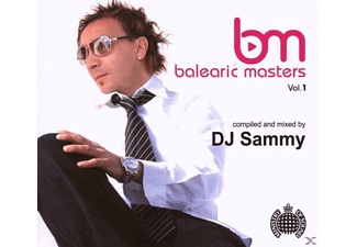VARIOUS - Balearic Masters-By Dj Sammy [CD]