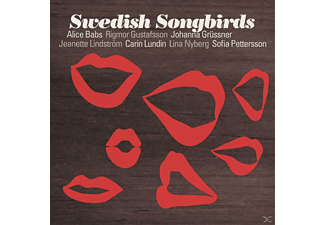 VARIOUS - Swedish Songbirds - (CD)