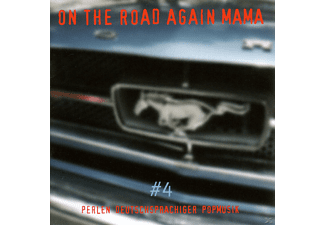 VARIOUS - On The Road Again Mama - (CD)