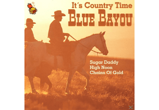 VARIOUS - It's Country Time-Blue Bayou [CD]