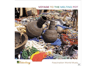 VARIOUS - Voyage To The Melting Pot [CD]