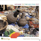 VARIOUS - Voyage To The Melting Pot [CD] - broschei