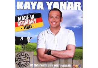 Kaya Yanar - Made In Germany-Live - (CD)