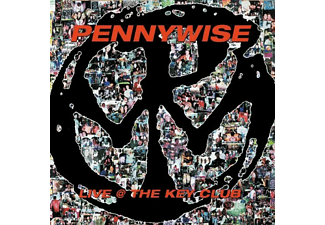 Pennywise - Live @ The Key Club - (CD)