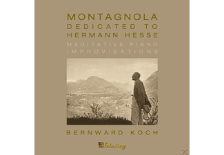 Bernward Koch - Montagnola-Dedicated To Hermann Hesse [CD]