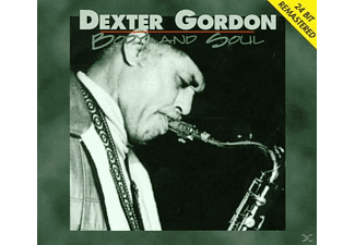 Dexter Gordon - Body And Soul - (CD)