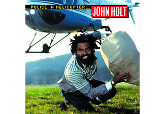 John Holt - Police In Helicopter - (CD)