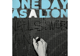 One Day As A Lion - One Day As A Lion [CD]