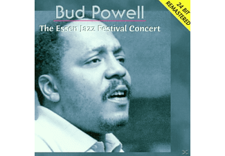 Bud Powell - The Essen Jazz Festival Concer - (CD)