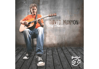 David Munyon - Big Shoes - (CD)