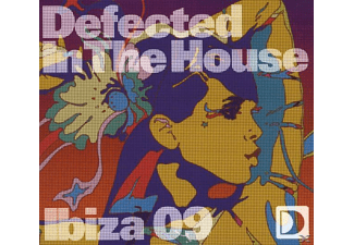 VARIOUS - Defected In The House Ibiza 09 - (CD)