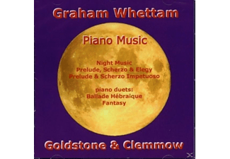 Clemmow - Graham Whettam-Piano Music - (CD)