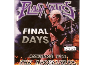 Plasmatics - Final Days - (CD)