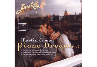 Martin Ermen - Kuschelklassik Piano Dreams Vol.2 [CD]