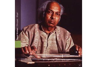 Gopal Krishan - North India.Gopal Krishan.Dhrupad - (CD)