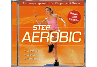 VARIOUS - Step Aerobic - (CD)
