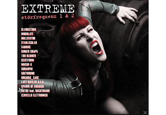 VARIOUS - Extreme Störfrequenz 1+2 - (CD)