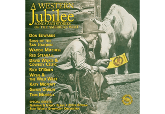VARIOUS - Western Jubilee: Songs & Stories... - (CD)