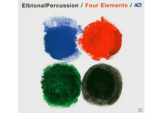 Elbtonal Percussion, Elbtonalpercussion - Four Elements - (CD)