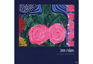 Jenn Adams - All These Attachments [CD]