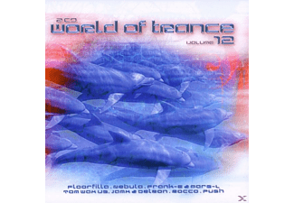 VARIOUS - World Of Trance 12 - (CD)