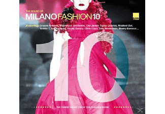 VARIOUS - Milano Fashion Vol.10 [CD]