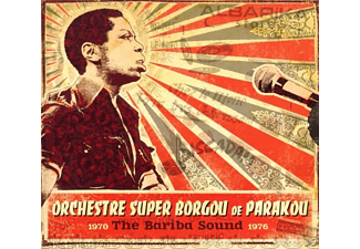 Le Super Borgou De Parakou - The Bariba Sound - (CD)