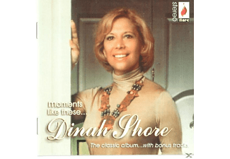 Dinah Shore - Moments Like These - (CD)