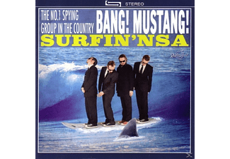 Bang! Mustang! - Surfin' Nsa [CD]