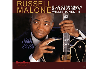 Russell Malone - Love Looks Good On You - (CD)