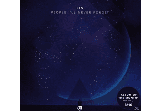 Ltn - People I'll Never Forget - (CD)
