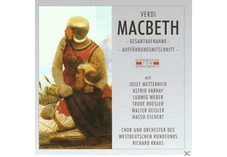 Chor - Macbeth [CD]