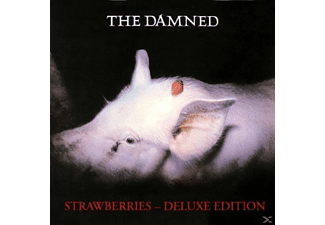 The Damned - Strawberries/Deluxe Edition - (CD)