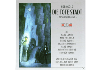 ORCH.D.BAYER.RUNDFUNKS - Die Tote Stadt - (CD)