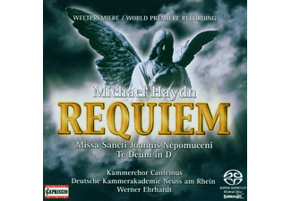 Chamber Choir Cantemus & German Cha - Haydn: Requiem In C Minor, . [CD]