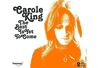 Carole King - The Best Is Yet To Come [CD]