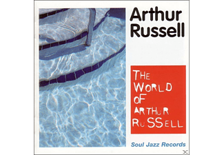 Arthur Russell - Soul Jazz Presents: World - (CD)
