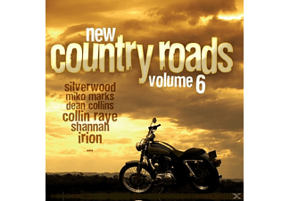 VARIOUS - NEW COUNTRY ROADS 6 - (CD)