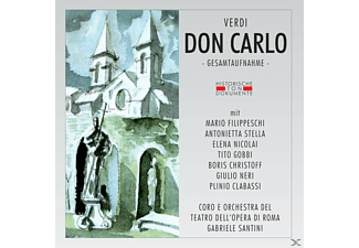 Coro E Orch.Del Teatro Dell'OP - Don Carlo - (CD)