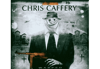 Chris Caffery - W.A.R.P.E.D. [CD]