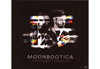 Moonbootica - Moonlight Welfare-Limited Ed - (CD)