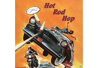 VARIOUS - Hot Rod Hop - (CD)