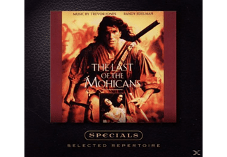 Ost-original Soundtrack - Last Of The Mohicans (Sp) - (CD)