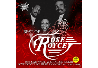Rose Royce - Best Of-Live - (CD)