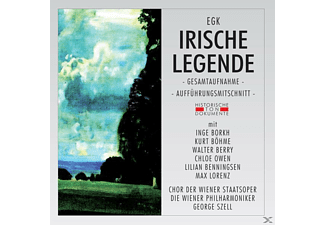 VARIOUS - Irische Legende - (CD)